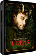 Horns - Steelbook Exclusivo de Edición Limitada en Zavvi