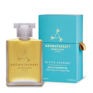 Aromatherapy Associates Revive Evening Bath & Shower Oil 55 ml