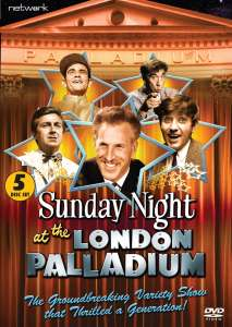 Sunday Night at the London Palladium - Volumes 1 and 2