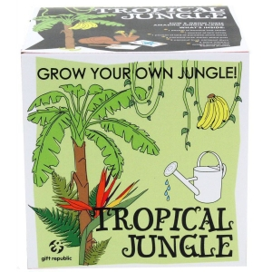 Sow and Grow Tropical Jungle