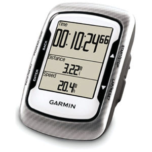 Garmin Edge 500 GPS/HRM/CAD Cycle Computer - Neutral