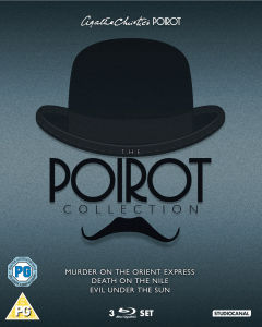 Poirot: Murder on Orient Express, Death on Nile, Evil Under Sun