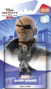 Figurine Disney Infinity 2.0: Nick Fury