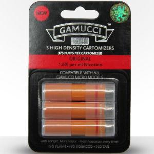 Gamucci: Regular Nicotine Refill
