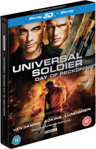 Universal Soldier: Day of Reckoning - Steelbook Edition (UK EDITION)