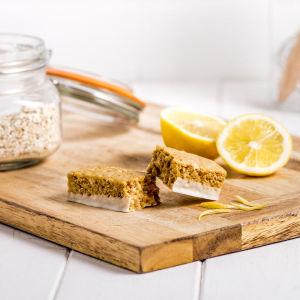Meal Replacement Box of 7 Lemon Bars