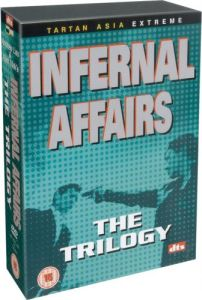 Infernal Affairs - The Trilogy