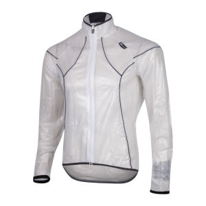 Santini 365 Transparent Cycling Jacket