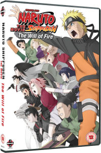 Naruto Shippuden - Movie 3: Will of Fire