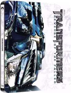 Transformers: Revenge of the Fallen - Zavvi Exclusive Limited Edition Steelbook (UK EDITION)