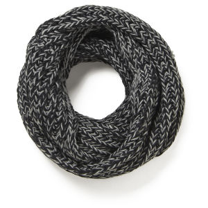 Echarpe Snood Impulse -Noir