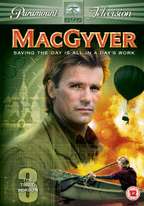 MacGyver - Complete Season 3 [Repackaged]
