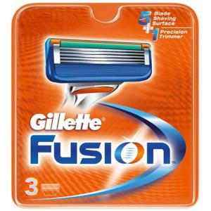Gilette Fusion Blades x 3