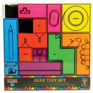 Tetris Desk Tidy Set