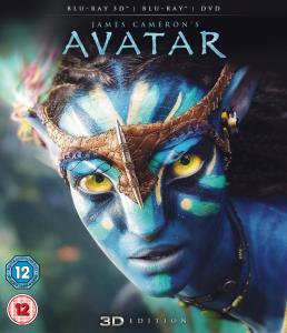 Avatar 3D (3D Blu-Ray, 2D Blu-Ray en DVD)