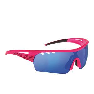 Salice 006 Sports Sunglasses - Pink/Blue