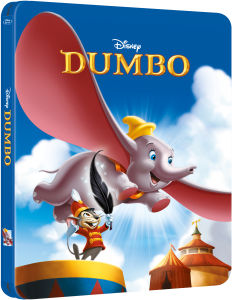 Dumbo - Zavvi Exclusive Limited Edition Steelbook (Disney Collectie #9)