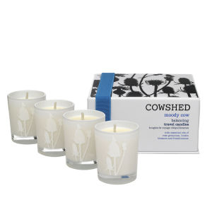 Bougies équilibre taille voyage Cowshed Moody Cow