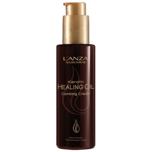 L'Anza Keratin Healing Oil Combing Cream (140 ml)