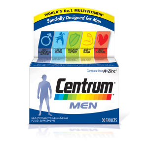 Centrum Men (30 comprimés)
