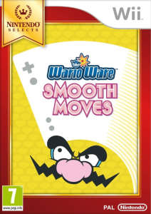 Wario Ware: Smooth Moves (Nintendo Selects)