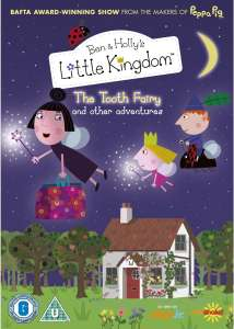 Ben and Holly's Little Kingdom: The Tooth Fairy - Volume 3