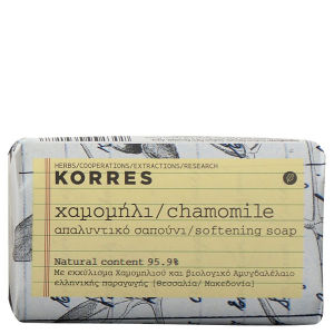 KORRES Natural Chamomile Soap 125g