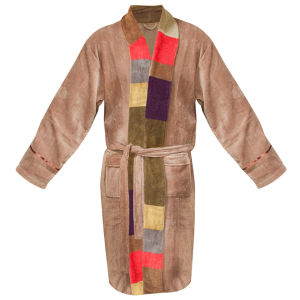 Doctor Who Tom Baker 4th Doctor Towelling Robe