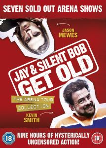 Jay and Silent Bob: Tea-Bagging In Ireland / Tea-Bagging in the UK