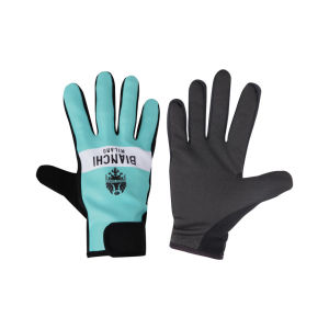Bianchi Men's Killer Gloves - Celeste