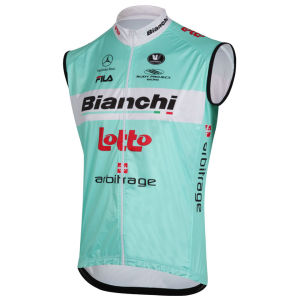 Bianchi Lotto Team Gilet - 2013