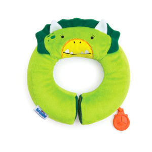 Trunki Yondi Travel Pillow - Dudley - Green