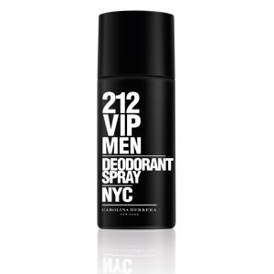 Carolina Herrera 212 VIP Men spray déodorant (150ml)