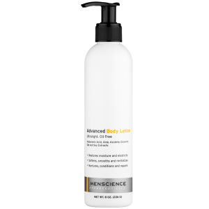 Loción corporal Menscience Advanced 8oz