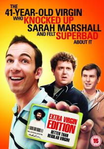 The 41 Year Old Virgin Who Knocked Up Sarah Marshall And Felt Superbad About It