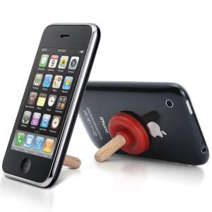 iPlunger - Mini Stand for iPhone and iPod
