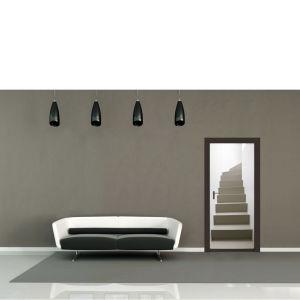 Treppen - Türbild, Tapete