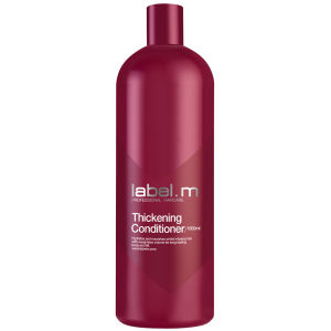 label.m Thickening Conditioner (1000 ml) - (värt 51  £)