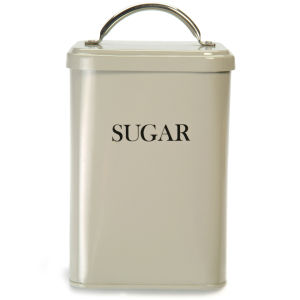 Garden Trading Sugar Canister - Clay