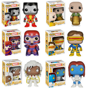 Marvel X-Men Classic Pop! Vinyl Figure Bundle
