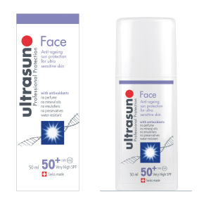 Ultrasun 50+ SPF Face Spray (1.7oz)
