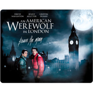 An American Werewolf in London - Universal 100th Anniversary Steelbook Edition