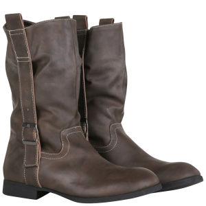 Blink Women's High Boots - Mid Brown