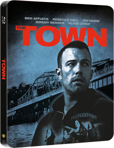 The Town: Alternate Cut - Zavvi Exclusive Limited Edition Steelbook