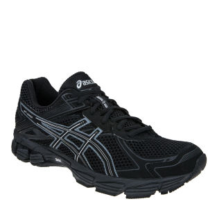 Asics Men's Gt 1000 2 Running Trainers - Black/Onyx/Lightning