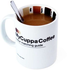My Cuppa Coffee Tasse
