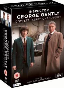 Inspector George Gently - Series 1-4