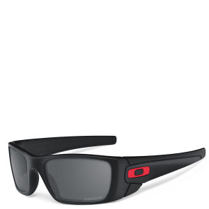 Oakley Men's Fuel Cell Matte Polarized (ducati) Sunglasses - Black