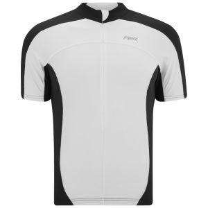 PBK Heritage Rouen Short Sleeve Jersey - White/Black