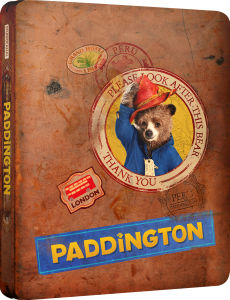 Paddington - Zavvi Exclusive Limited Edition Steelbook (UK EDITION)